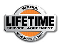 Ridgid Lifetime Warranty Transferable