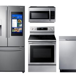 Wholesale Kitchen Appliances Island Appliance Packages The Home Depot Suites