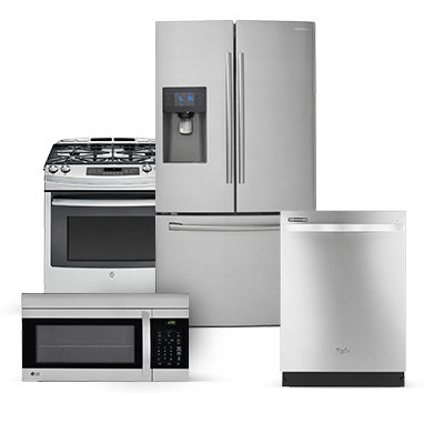 kitchen appliances list menards sink at the home depot appliance packages