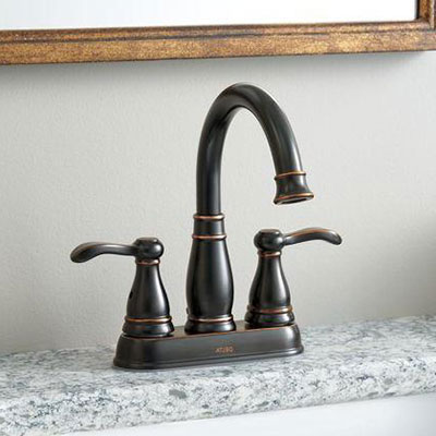home depot delta kitchen faucets corner cabinet ideas bathroom sink at the