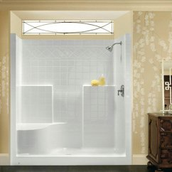 Replacement Kitchen Cabinet Doors Glass Front Tables Cheap Showers & Shower At The Home Depot