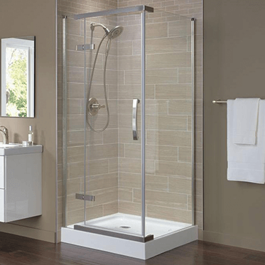 showers shower doors the