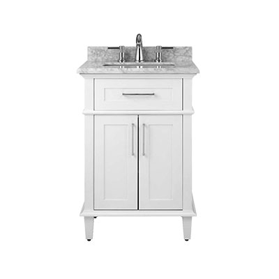kitchen sink cabinets temporary bathroom vanities the home depot 18 inch