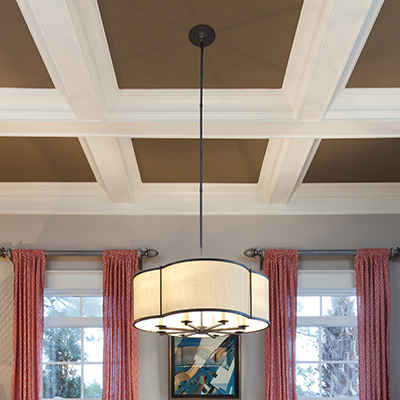 What is trim around ceiling called for What is the trim around a door called