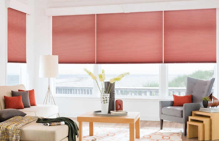 blinds for living room wall mounted led lights the home depot cellular shades