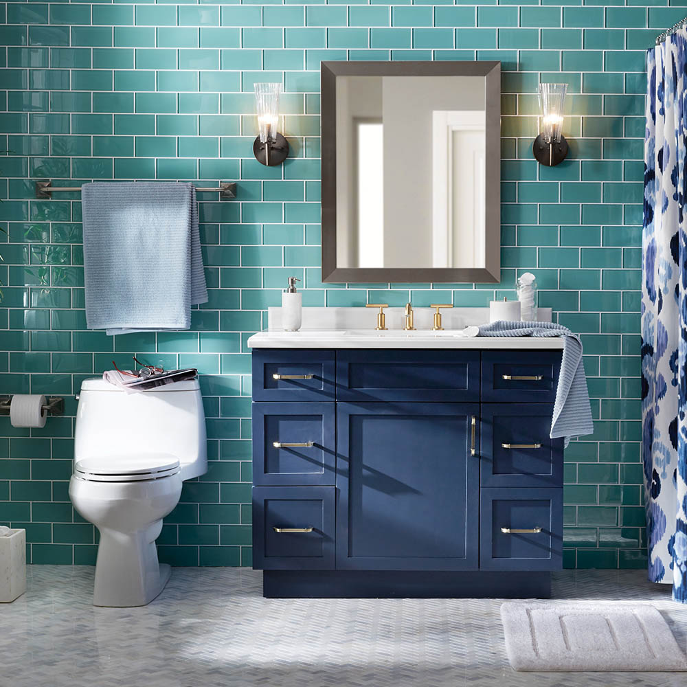 Bathroom Bold Bathroom Shop By Room The Home Depot
