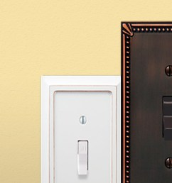 outlets light switches dimmers wall plates [ 1440 x 563 Pixel ]