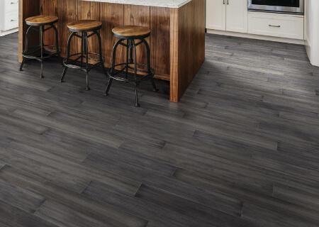hardwood flooring at the
