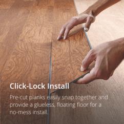 Kitchen Vinyl Floor Tiles Mobile Kitchens For Sale Flooring Sheet Click Lock Groutable Tile