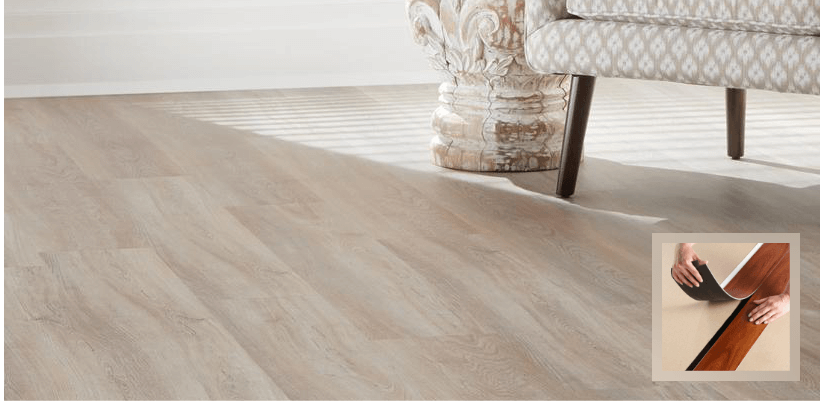 kitchen vinyl moen sink faucets flooring floor tiles sheet tile