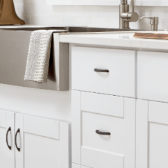 Kitchen Pulls And Knobs & Bath Cabinet Hardware The Home Depot Drawer