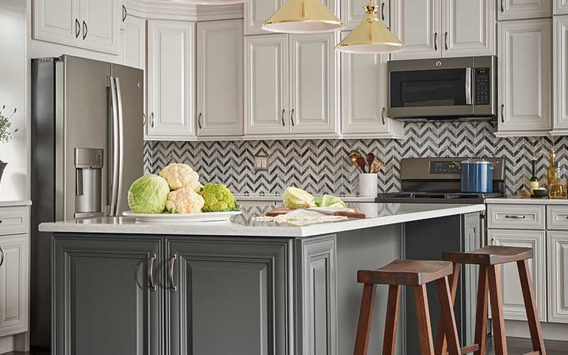 kitchen cabinet brands pantry lowes top at the home depot thomasville cabinets