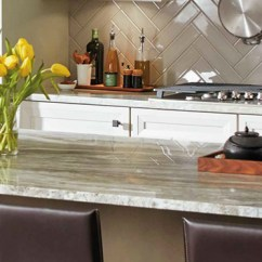 Kitchen Countertop Cost Cabinet Refacing Diy Countertops The Home Depot Guide