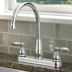 Kitchen Faucet Round Pedestal Table Faucets At The Home Depot 2 Handle Standard