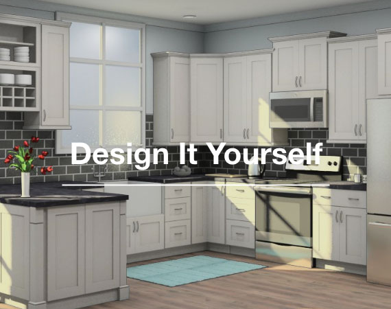 home depot kitchen designs full circle brush kitchens at the start with design assistant