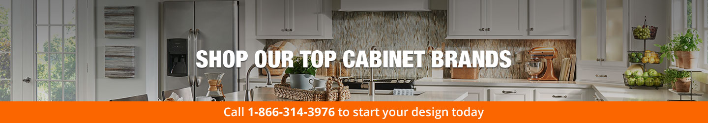 kitchen cabinet brands scraper top at the home depot shop our cabinets