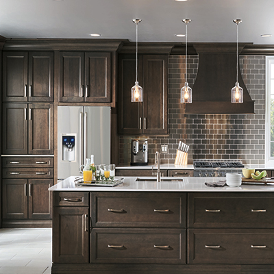 kitchen cabinet cost espresso and white cabinets at the home depot installation guide