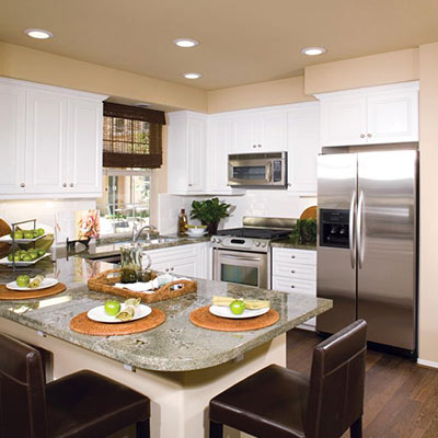 kitchen ceiling lighting cabinets cost at the home depot recessed