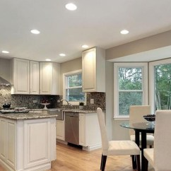 Kitchen Spotlights Magnetic Knife Holder Lighting Fixtures Ideas At The Home Depot Recessed