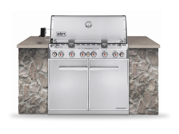 grill for outdoor kitchen used cabinets kansas city kitchens the home depot built in grills
