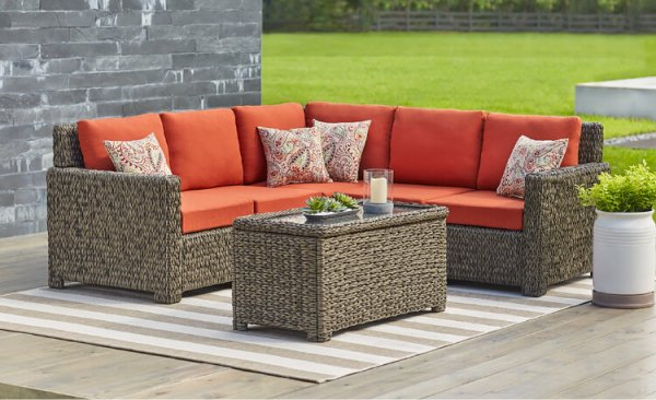 outdoor conversation sets patio furniture Patio Furniture - The Home Depot