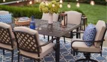 hd design outdoors dining set