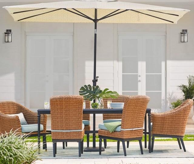 Rectangular Umbrellas