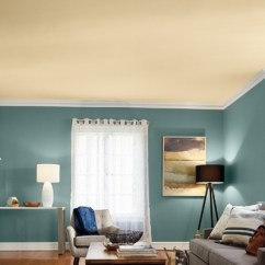 Colors To Paint Living Room Turquoise And White Ideas Supplies For House Painting The Home Depot With Accent Ceiling Color