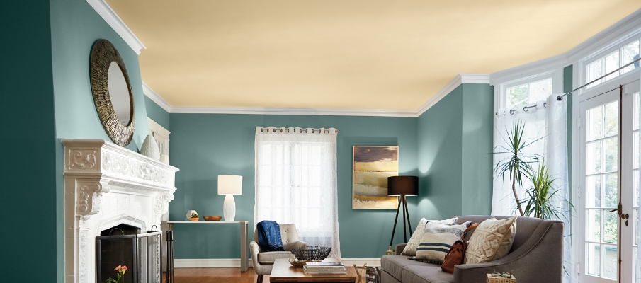 how to paint your living room images for curtains in and supplies house painting the home depot with accent ceiling color