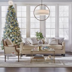 Christmas Decoration Ideas For Small Living Room Apartment On A Budget Decorating The Home Depot Decorations