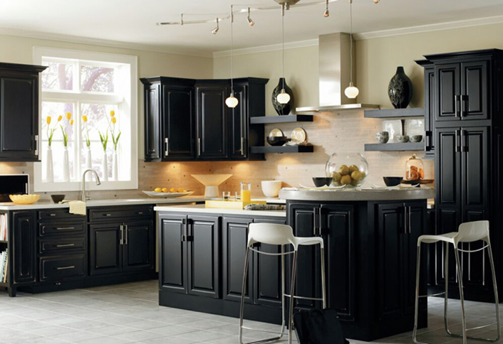 kitchen updates rubber backed rugs 10 easy weekend at the home depot refinish your cabinets