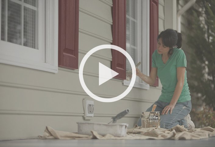 Exterior Paints Buying Guide At The Home Depot
