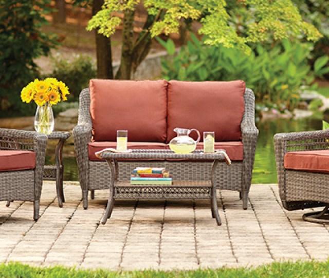 Lawn Garden Outdoor Living Ideas