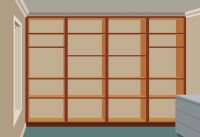 How To Construct a Built-In Shelving Unit at The Home Depot