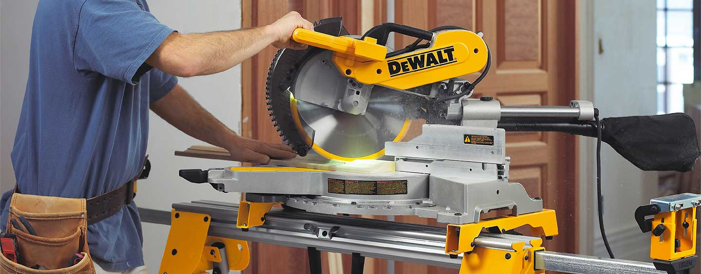 Types Of Miter Saws At The Home Depot