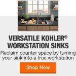 Drop In Kitchen Sinks Kitchen Sinks The Home Depot