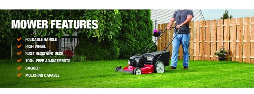 small resolution of product overview mower features