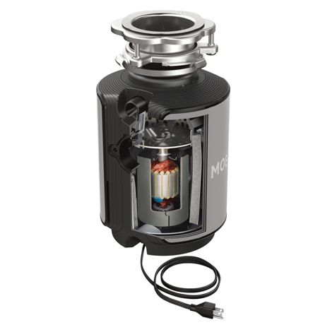 Moen Gx Series 1 2 Hp Continuous Feed Garbage Disposal