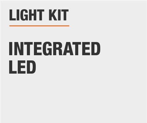 Hampton Bay Menage 52 in. Integrated LED Indoor Low