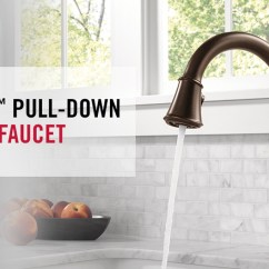 Touch Kitchen Faucet Reviews Backsplash Tile For Delta Cassidy Single-handle Pull-down Sprayer ...
