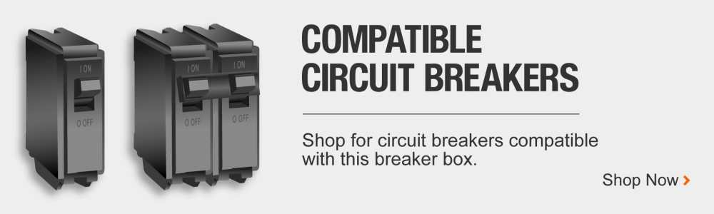 medium resolution of shop for compatible circuit breakers