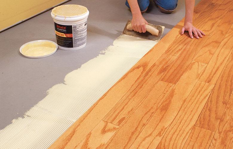Hardwood Floor Installation Price Estimate