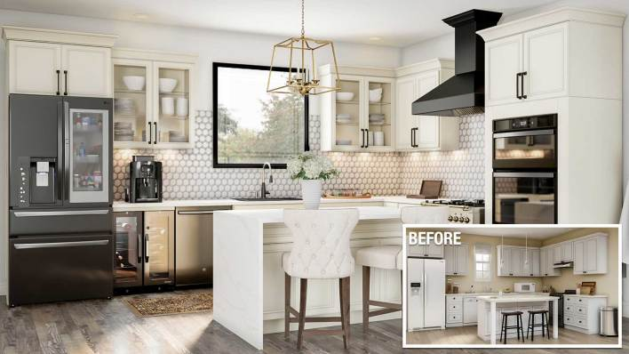 How Much Does A Kitchen Cabinet Remodel Cost | www ...