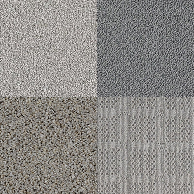 Carpet At The Home Depot   Grey Patterned Carpet For Stairs   Fitting Loop Pile Carpet   Room Matching Str*P   Middle Open Concept   Runners   Living Room