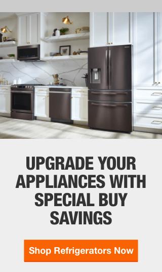 Apartment Size Stove Home Depot : apartment, stove, depot, Refrigerators, Depot