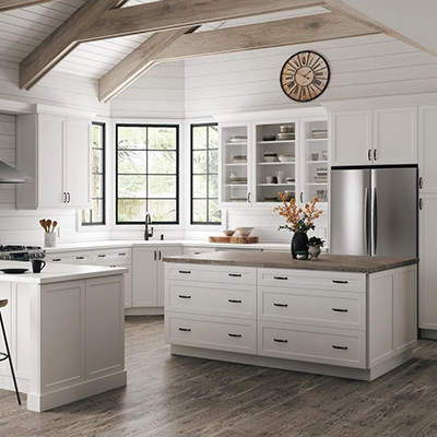 white kitchen cabinets miami color gallery at the home depot melvern 10x10 layout starts 2 259