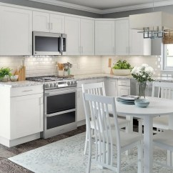 White Kitchen Wall Cabinets Big Lots Furniture Cambridge In The Home Depot