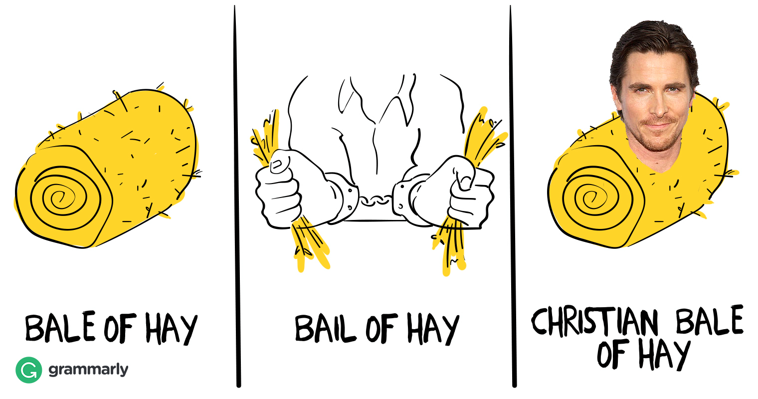 bale of hay or