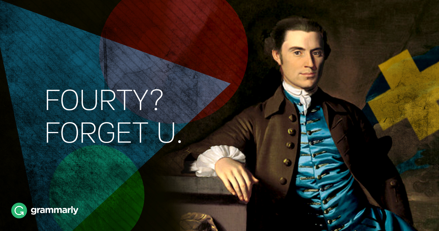 Forty or Fourty? How to Spell 40   Grammarly