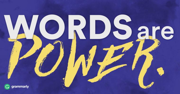 65 resume power words